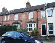 Terraced property in Station Road, Horsham