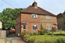 3 bedroom semi detached property to rent in Bottings Hill...