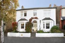 Detached property for sale in Royal Road, Teddington