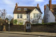 Detached house in Waldegrave Road...