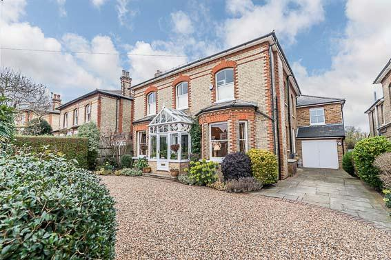 6 Bedroom Detached House For Sale In Teddington Park Road