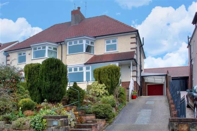 4 Bedroom Semi Detached House For Sale In 112 Knowle Lane
