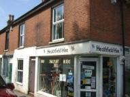 Flat to rent in Flat Over Heathfield Hire