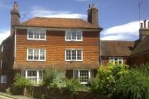 semi detached home in Tenterden