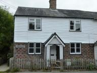3 bed semi detached house to rent in Sedlescombe, Nr Battle