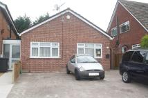 Whitchurch Bungalow for sale