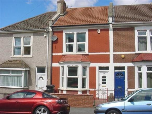 2 Bedroom Terraced House For Sale In Highworth Road St