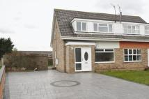 3 bed semi detached property in Bamfield, Whitchurch...