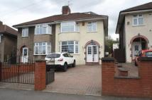 semi detached house in Airport Road,  Hengrove...