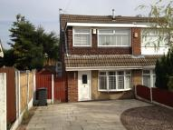 semi detached property in DUNSCORE ROAD, Wigan, WN3