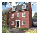 5 bedroom new home in Linnet Way Hucknall...