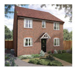 4 bed new home in 28 Linnet Way Hucknall...