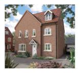 5 bed new property in 28 Linnet Way Hucknall...