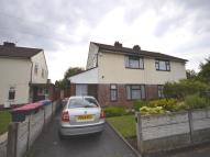 semi detached property in Coniston Avenue...