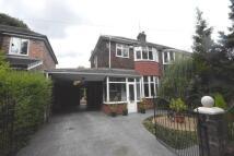 3 bedroom semi detached house in Oakwood Avenue, Worsley...