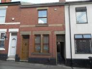 2 bed Terraced house to rent in Longford Street, Derby...