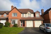 Detached home in Tawny Way, Littleover...