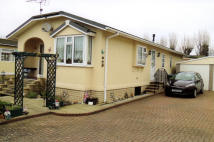 2 bedroom Park Home for sale in Poplars Park...