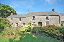 Farm House for sale in Rural Redruth, Cornwall...