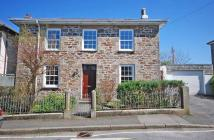 Detached home for sale in Redruth, Cornwall, TR15
