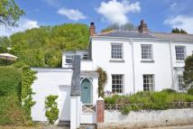 semi detached house in Malpas, Nr. Truro...