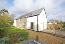 Detached home for sale in Fowey, South Cornwall...