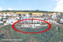 Plot for sale in Mevagissey...