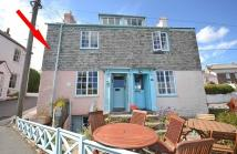 semi detached home in St Mawes...