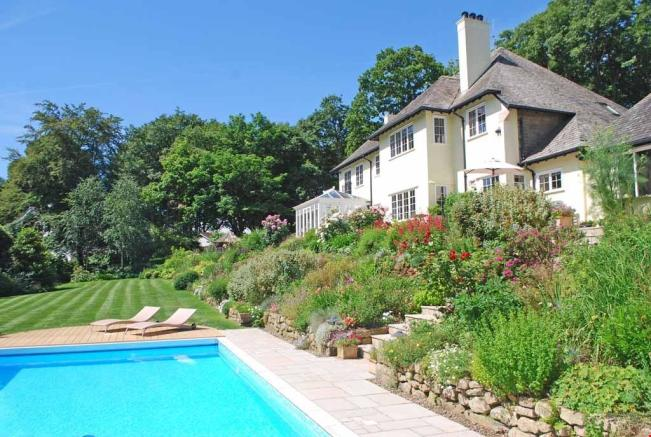 4 Bedroom Detached House For Sale In Penelewey Feock Nr Truro South Cornwall Tr3 Tr3