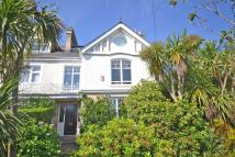 5 bed semi detached property for sale in Crescent Road, Truro...