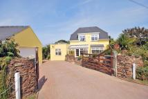 Detached property in Crantock, Newquay...