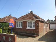 3 bed Detached Bungalow in Midanbury, Southampton