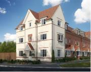 3 bed new property in Plot 6 Ambers Rise...