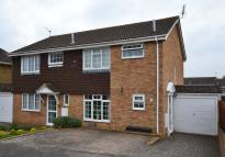 3 bed semi detached property for sale in Lombardy Close...