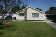 Detached Bungalow in BRYNGWRAN