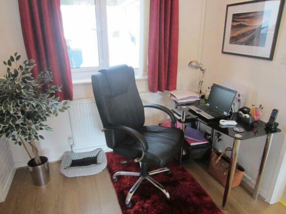 Office/Study Area