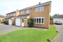 Detached house to rent in Farmers Close, Glenfield