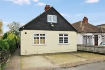 Detached Bungalow for sale in RAINHAM