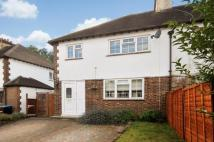 3 bedroom semi detached home in Johnsdale, Oxted, RH8