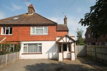 3 bedroom semi detached home to rent in Holland Road, RH8