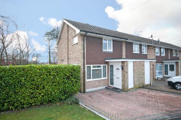 2 Bedroom End Of Terrace House For Sale In Home Park Oxted RH8