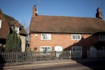 semi detached home for sale in High Street, Westerham...