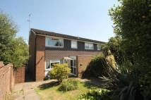 3 bed End of Terrace house for sale in Evelyn Gardens, Godstone...