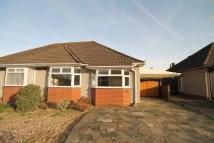Bungalow in Blundell Avenue, Horley...