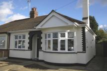 Semi-Detached Bungalow in Bournemouth Park Road...