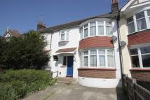 Terraced home in Woodgrange Drive...