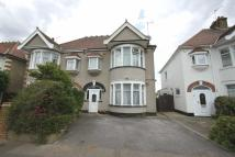 semi detached home in Northumberland Crescent...