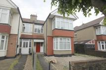 semi detached property in Kensington Road...