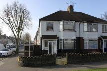3 bed semi detached house to rent in Woodgrange Drive...