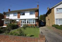 3 bed semi detached home for sale in Woodgrange Drive...
